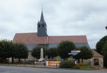 Eglise de Griselles